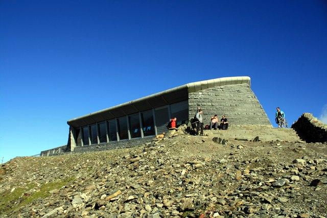 Hafod Eryri - Snowdon Summit Visitor Centre