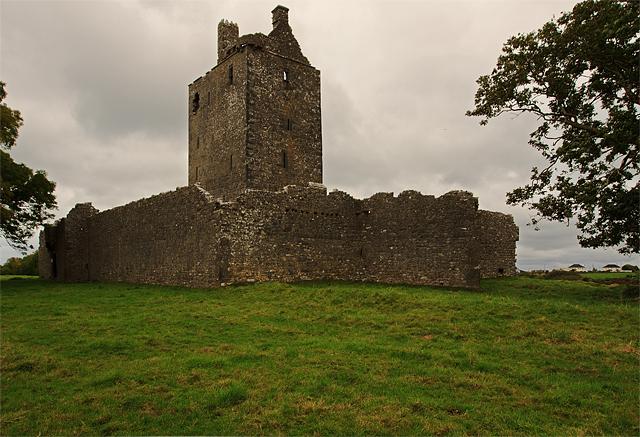 Castles of Connacht: Fiddaun, Galway (1)
