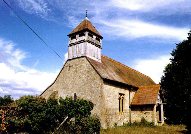 St Luke, Garford
