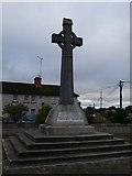 T0149 : Ferns Memorial by Eirian Evans