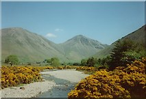 NY1807 : Wasdale by Frances Webb