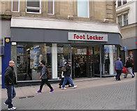 SE1633 : Foot Locker - Kirkgate by Betty Longbottom