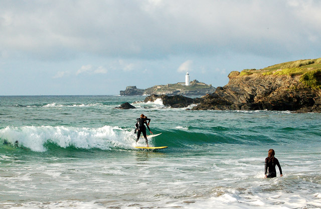 Penwith Schools 'Shoresurf' junior surfing competition at Gwithian (2)