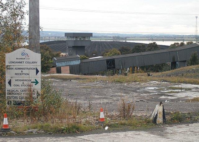 Longannet Colliery