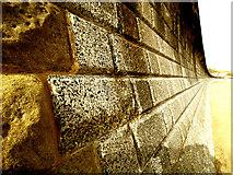 TA1280 : Filey Sea Wall by Andy Beecroft