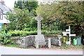 SX1468 : Mount War Memorial by Rod Allday