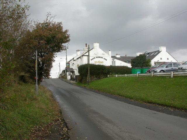Affetside, Packhorse Inn