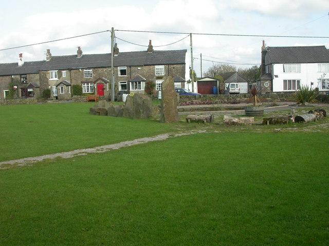 Affetside, Millennium Garden