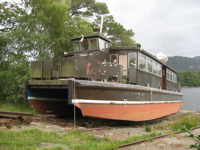 Ex ferryboat