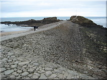 SS2006 : Harbour Wall, Bude by Philip Halling