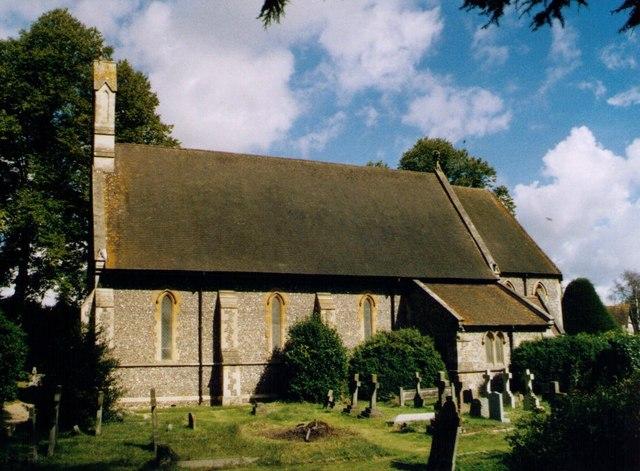 St John the Baptist, Kidmore End