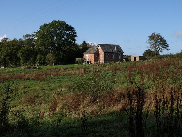 Converted chapel, Hittisleigh