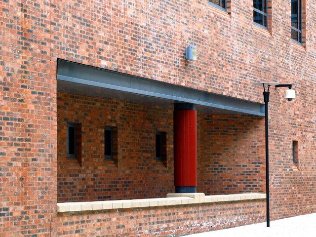 De Grey Court building, York St John University