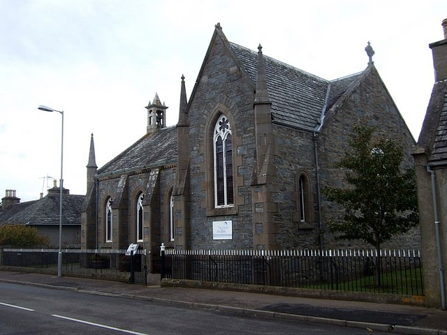 Church of Scotland, Tomintoul