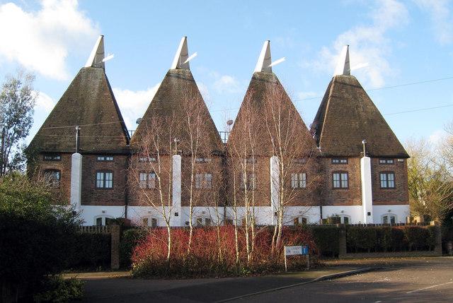 Station Oast, Goudhurst Road, Horsmonden, Kent