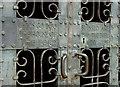 J3374 : St Anne's Cathedral, Belfast (detail) (6) by Albert Bridge