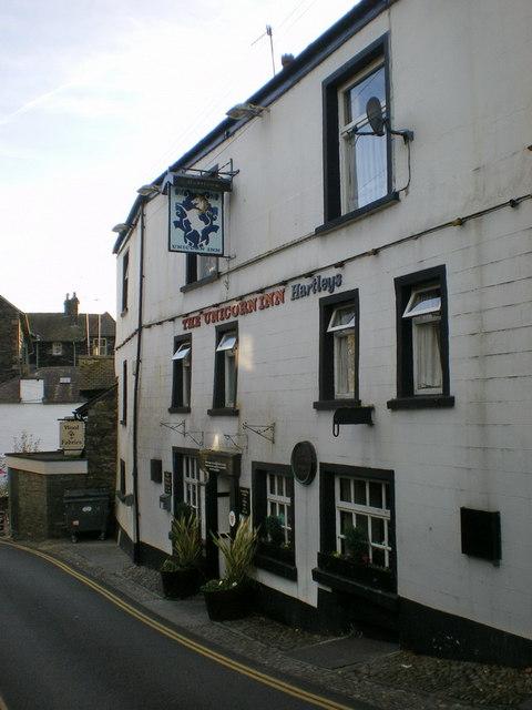 The Unicorn Inn, North Road