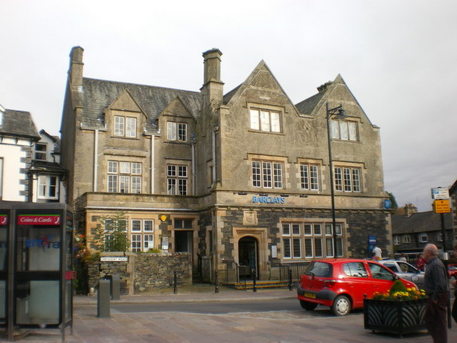 Barclays Bank, Windermere