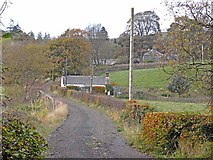 NS8302 : Autumn at Breconside by Oliver Dixon