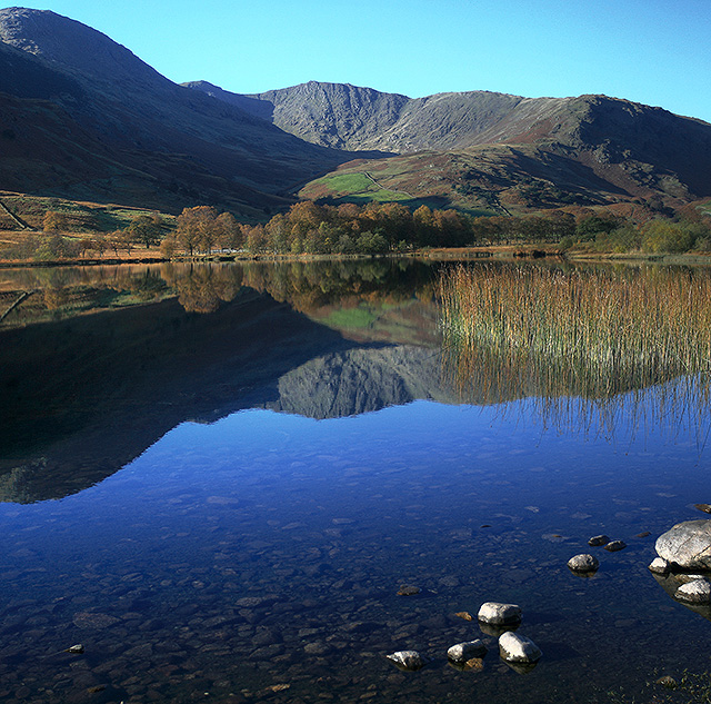 Little Langdale Tarn and Swirl How