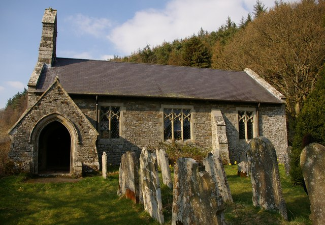 St Anno's Church, Llananno