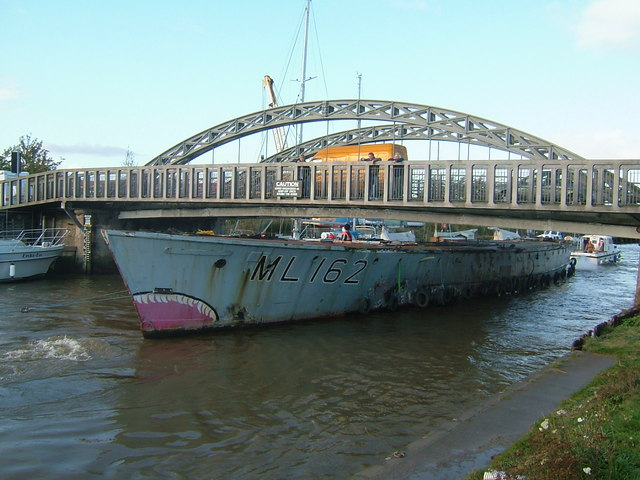 St Olaves Bridge