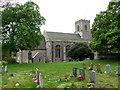 TF9742 : St John the Baptist's church by Evelyn Simak