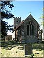 TG0132 : St Edmund's church by Evelyn Simak