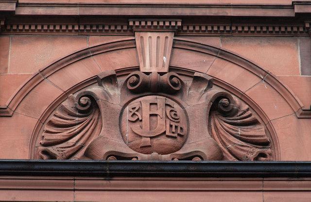 Former Fulton's warehouse, Belfast (detail) (2)