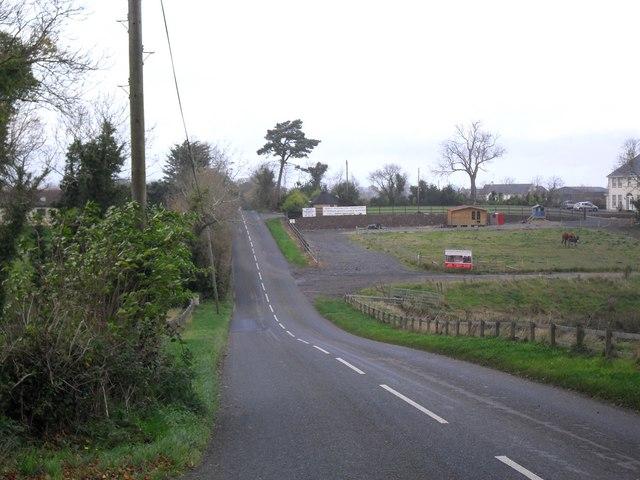 Carrickmannon Road, Ballygowan