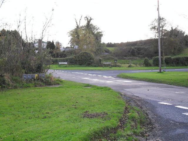 Springmount Road at Tullygarvan