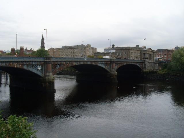 Albert Bridge, Glasgow
