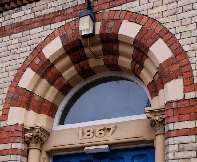 Shaftesbury Square Hospital, Belfast (2)