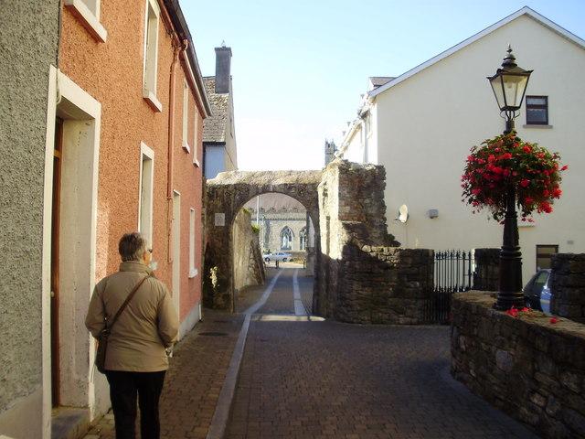 Abbey Street Kilkenny Eirian Evans Cc By Sa 2 0 Geograph Ireland