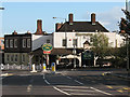 TQ4475 : Harvester pub and grill, Falconwood by Stephen Craven