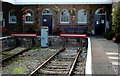 SW5435 : St Erth railway station photo-survey (27) by Andy F
