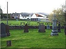 NH5141 : Tomnacross school by Stanley Howe