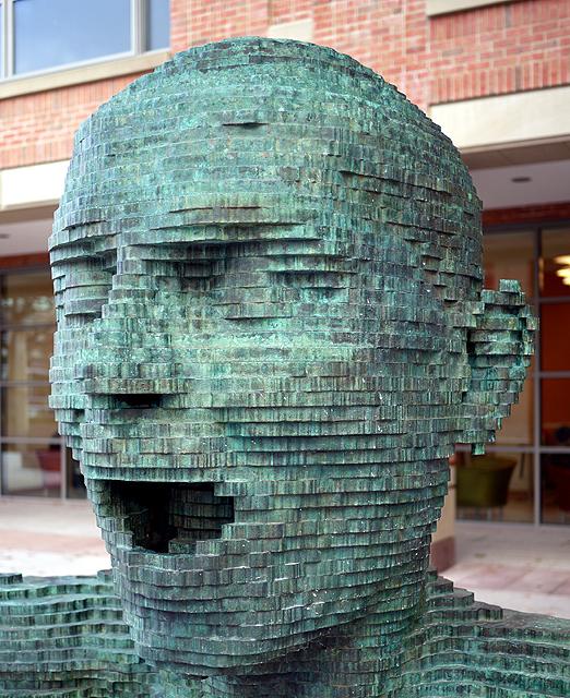 Sculpture, Queen's University Belfast