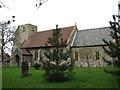 TG2738 : St John the Baptist's Head church, Trimingham by Evelyn Simak