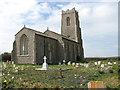 TG3631 : All Saints church, Walcott by Evelyn Simak