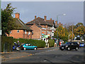 SK5342 : Broxtowe Lane at Coleby Road by Alan Murray-Rust