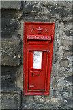SD4964 : Victorian Post Box, opposite Halton Church by David Long