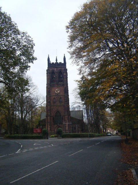 All Hallows Church, Allerton.