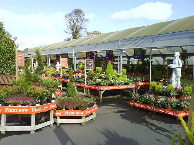 Garden Centre: Wyevale Garden Centre In Hare Hatch © Steve Daniels