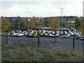 SK5343 : Phoenix Park & Ride by Alan Murray-Rust