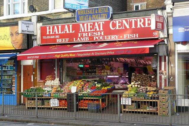 Halal Meat Centre, London Road, West Croydon
