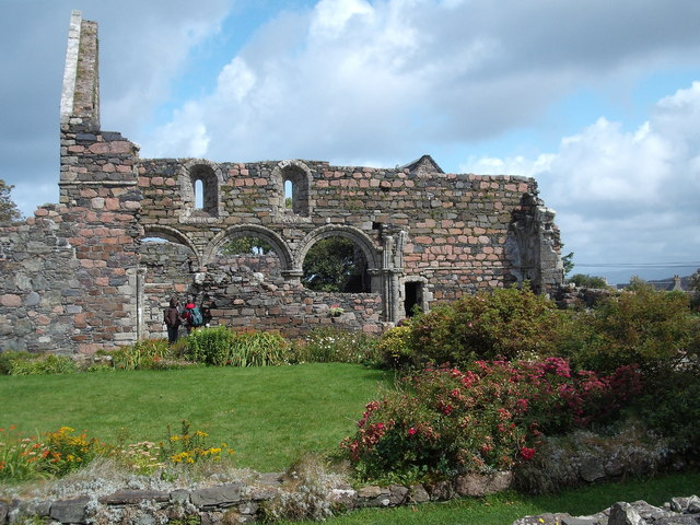 The Nunnery on Iona