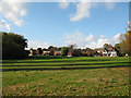 TQ4374 : Open space off Bexley Road, Eltham by Stephen Craven