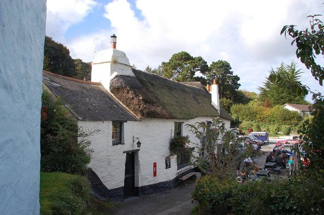 The Pandora Inn Restronguet  Passage