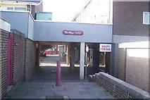 TQ6174 : The Hive Shopping Centre, Northfleet by David Anstiss